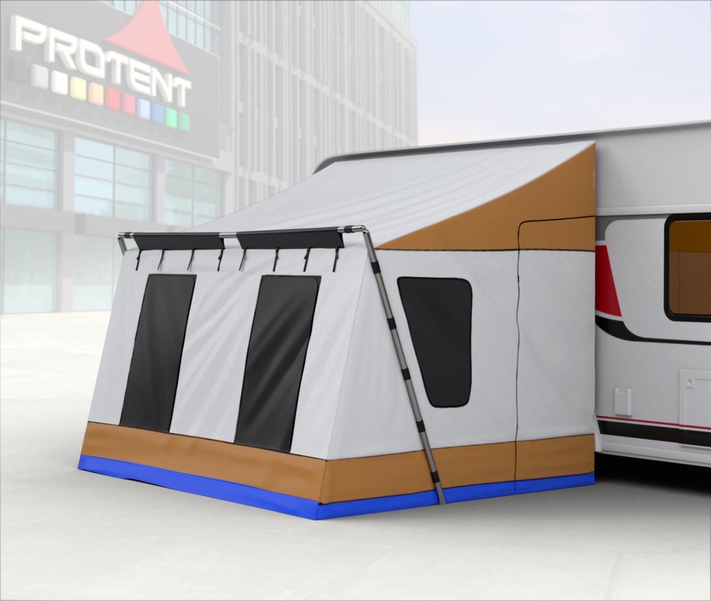 Karavan Çadırı